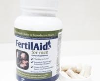 Fertilaid For Men Tăng chất lượng tinh trùng, tăng khả năng thụ thai