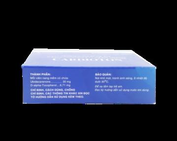CARDIOTON® (Coenzym Q10, Vitamin E)