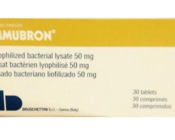 IMMUBRON (Chất ly giải vi khuẩn đông khô)