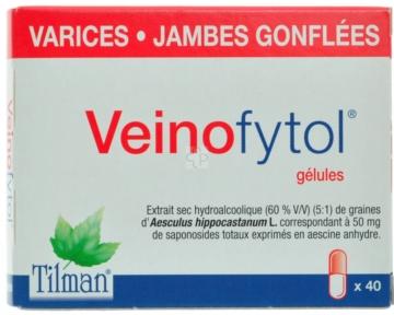 VEINOFYTOL (aescin 50 mg)