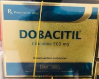 DOBACITIL (Citicoline 500 mg)