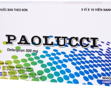 PAOLUCCI (Deferipron 500 mg)
