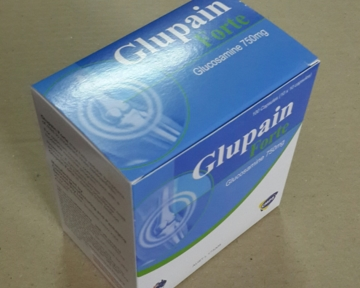 GLUPAIN FORTE (Glucosamin hydrochlorid)