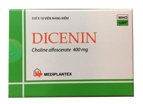 DICENIN (Choline alfoscerate)