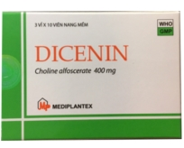 DICENIN (Choline alfoscerate)