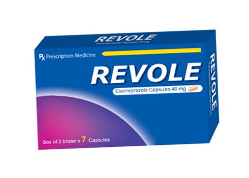 REVOLE (Esomeprazole)