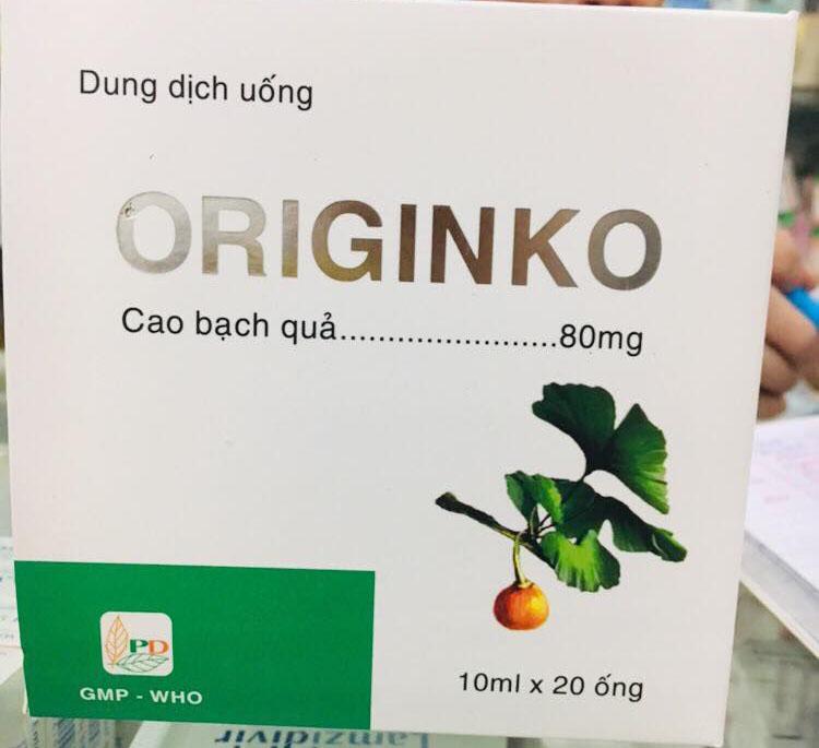 ORIGINKO (Ginkgo biloba)