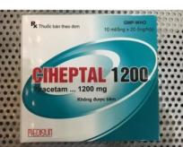 CIHEPTAL 1200 (Piracetam 1.200 mg)