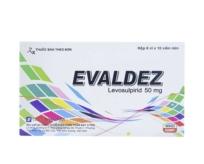 EVALDEZ (Levosulpirid 50mg)