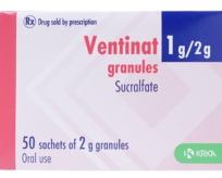 VENTINAT 1g/2g (Sucralfate)