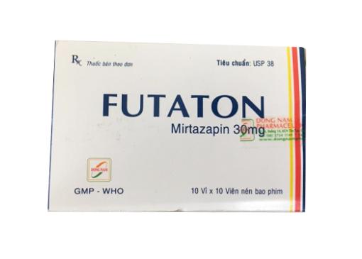 FUTATON (Mirtazapin 30 mg)