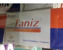 TANIZ (Flunarizin)