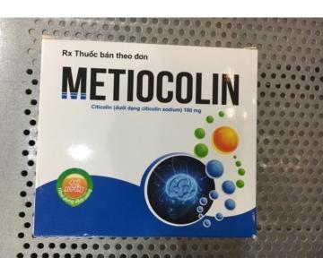 METIOCOLIN (Citicolin)