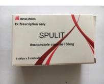 SPULIT (Viên nang Itraconazol 100mg)