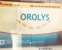 OROLYS (Neomycin, nystatin, polymyxin B sulfat)