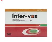 INTER-VAS (Cao khô lá Bạch quả Ginkgo biloba)