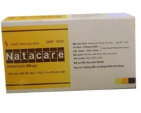 NATACARE (Natamycin)
