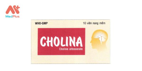 CHOLINA (Choline alfoscerate)