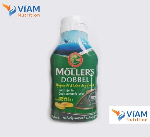MOLLER'S DOBBEL (Dầu cá tự nhiên)