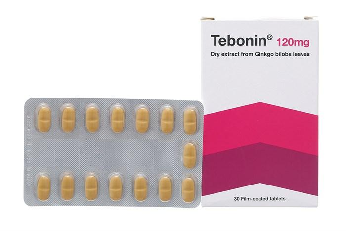 TEBONIN® 120 mg (Ginkgo biloba Egb 761®)