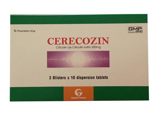 CERECOZIN (Citicolin 500mg)