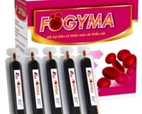 Thuốc bổ máu FOGYMA