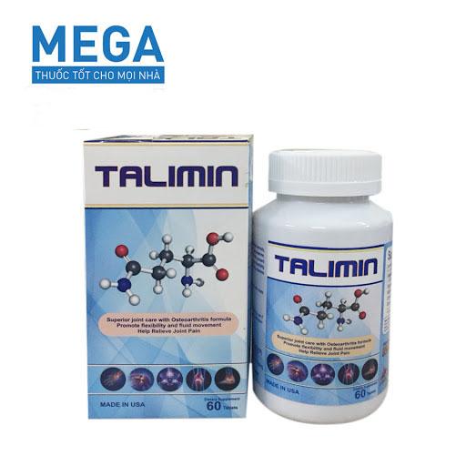 TALIMIN (Glucosamine, Chondroitin & MethySulfonylmethane)