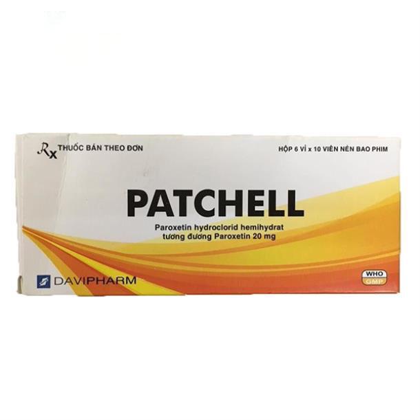 PATCHELL (Paroxetin)