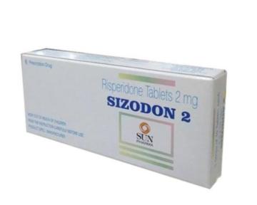 SIZODON (Risperidone) 1 & 2 mg