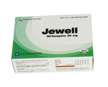 JEWELL (Mirtazapine) 30mg