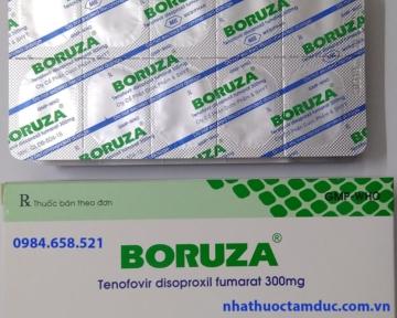 BORUZA® (Tenofovir disoproxil fumarat 300mg)