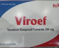 VIROEF (Tenofovir Disoproxil Fumarat)