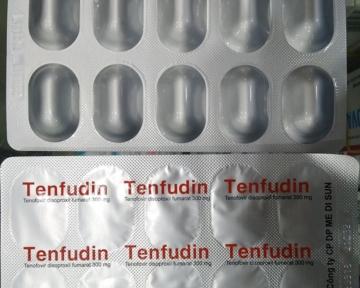 TENFUDIN (Tenofovir disoproxil fumarat)