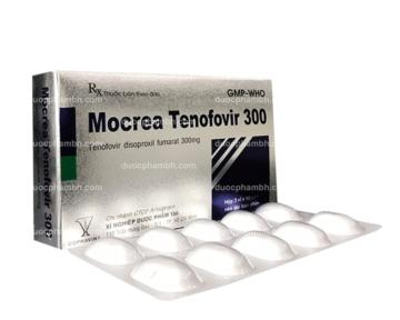 Mocrea Tenofovir 300 (Tenofovir disoproxil fumarat)