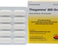 THIOGAMMA 600 (Acid Thiotic)