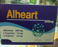 Alheart (Albumin & Acid amin)