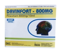 DAVINFORT (Piracetam 800mg)
