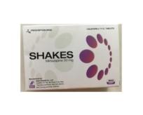SHAKES (Mirtazapin 30 mg)