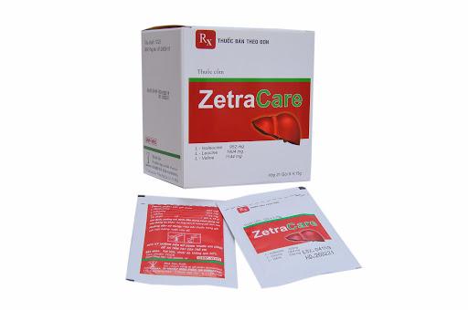 ZETRACARE (L – Isoleucin, L – Leucin & L – Valine)