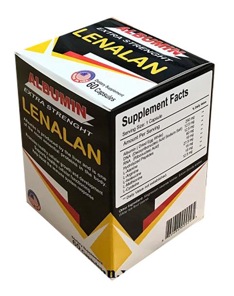LENALAN (Albumin & Acid amin)