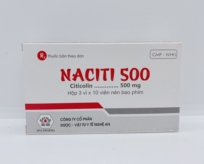 Naciti 500 (Citicoline 500 mg)