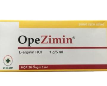 OPEZIMIN (L – Arginin HCl)