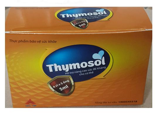THYMOSOL (Thymomodulin)