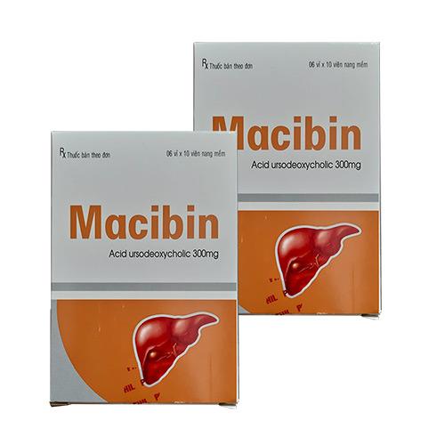 MACIBIN (Acid Ursodeoxycholic)