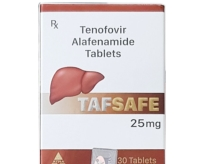 TAFSAFE 25 mg (Tenofovir Alafenamid Fumarate)