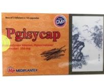 Pgisycap (Cordyceps Sinensis - Đông trùng hạ thảo)