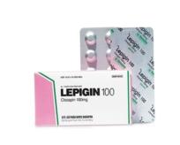 LEPIGIN 100 (Clozapin 100 mg)