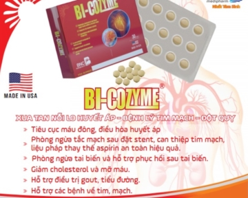 BI – COZYME (Conenzyme Q10)