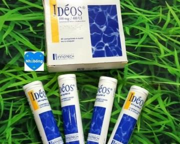 IDEOS 500 mg/400 IU