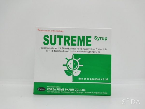 SUTREME Syrup